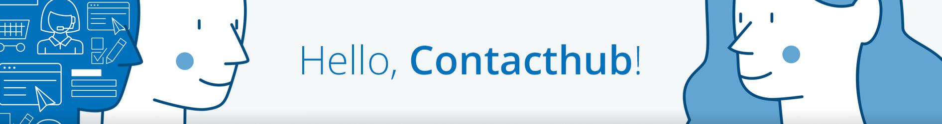 Hello, Contacthub!