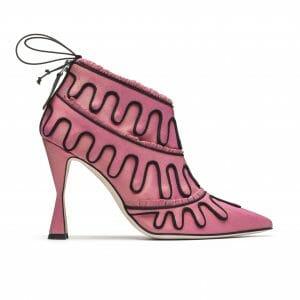 Manolo Blahnik's shoe FAUSTINA – SS17