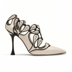 Manolo Blahnik's shoe JOSEFA – SS17