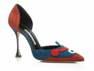 Manolo Blahnik's shoe SEPULCRUS – AW16