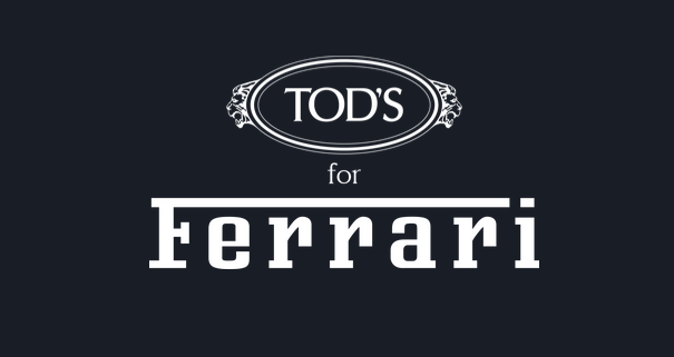 Tod's for Ferrari. Credits: www.tods.com