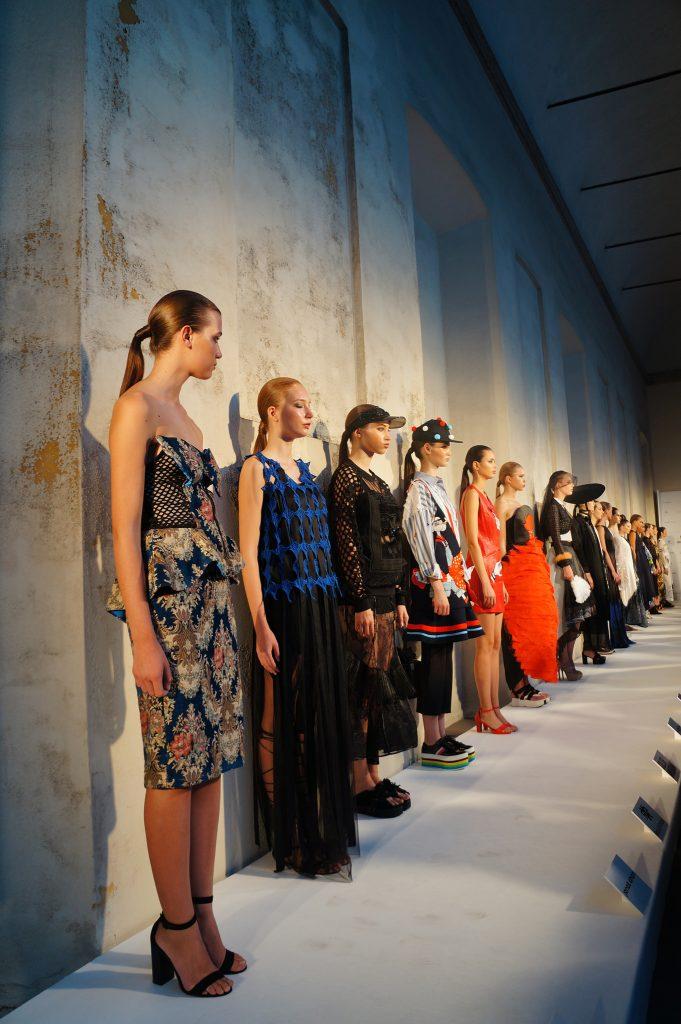 statics show fashion shenzhen