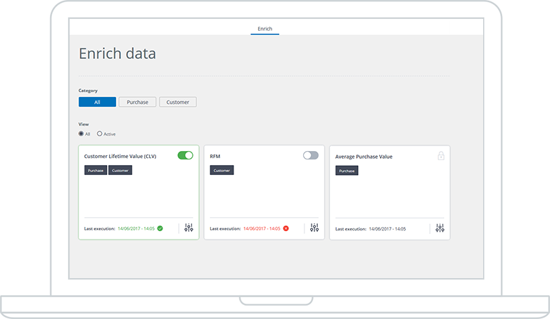 Contactlab Data Enrichment