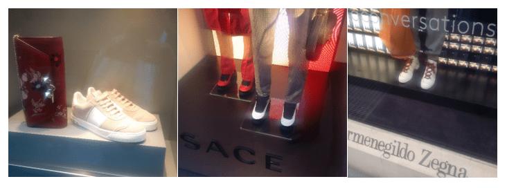 Reality check sneakers montenapoleone