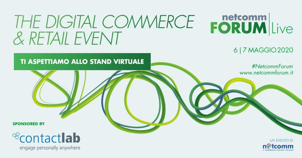 Contactlab netcomm forum live 2020