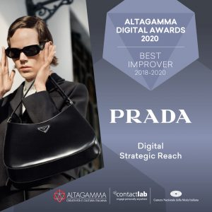 prada altagamma digital awards 2020
